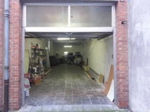 Garages louer mons localit s zimmo for Garage professionnel a louer