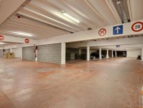 Situés à deux pas du Centre Ville de Mouscron, ne manquez pas cette opportunité de devenir Propriétaire d'un de ces garage