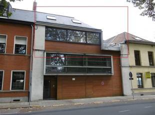 Proche du centre-ville et de la gare, bel appartement duplex 3 chambres avec terrasse de 11 m² PEB: E (348 kWh/m².an) - 20190612001665<br />