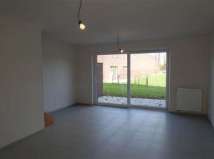 Belle maison 3 chambres, neuve, 1ère occupation, dans un cadre privilégié avec emplacement de parking PEB A (65 kWh/m².an) -