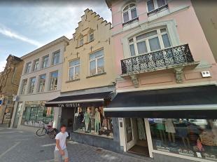 winkelruimte/boetiek (circa 80 m2) - topligging in beste gedeelte Noordzandstraat<br /> apart keukentje, stockruimte, toilet