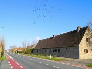 Lissewege, het witte dorp, op een boogscheut van de zee en een kwartiertje rijden van de Brugse binnenstad. Het polderdorp heeft wortels tot in de 13e