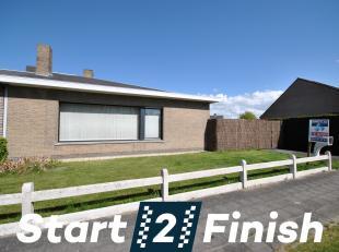 Start 2 Finish is een startprijs waardoor er kan geboden worden op de woning. Er kan geen verbintenis zijn op de vooropgestelde prijs. Het hoogste bod
