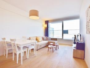 Dit appartement is gelegen op de Zeedijk te Zeebrugge. Vlotte verbinding naar de E403/A11! Nieuwbouw appartement met lage syndickosten!<br /> Appartem