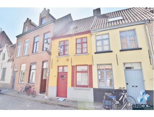 Rijwoning te koop in Brugge, € 175.000