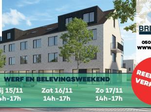 Appartement te koop                     in 8200 Sint-Andries