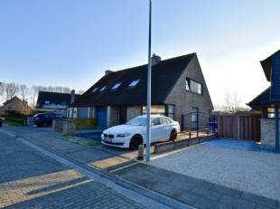 Maison à vendre                     à 8000 Koolkerke