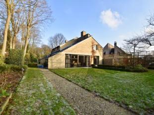 Deze instapklare en energiezuinige (EPC = 153 kWh/m) villa is gelegen op een rustige groene ligging en geniet van een vlotte verbinding naar zowel cen