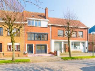 Fantastisch ruime woning gelegen in een rustige straat op 5 minuten van Brugge centrum. Welkom in deze Bel-etage woning voorzien van alle modern comfo