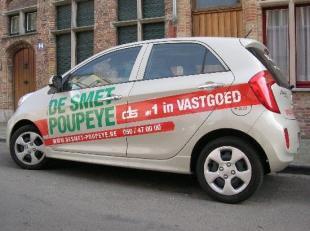 Standaard garagebox in centrum Brugge