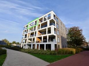 Dit jong (2016) energiezuinig (EPC = 104 kWh/m) appartement is gelegen in het centrum van Assebroek met uitzicht over sportpark Julie Saelens en is ge