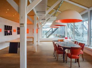 Magazijn met kantoor te huur in Nieuwpoort (totale oppervlakte 5959m²) op een interessante ligging.<br /> <br /> Totale oppervlakte gebouw: 1.120