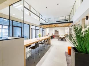<br /> Deze kantoren werden recent gerenoveerd waarbij er veel aandacht is besteed aan de hedendaagse vraag. De kantoren hebben een jonge, aangename