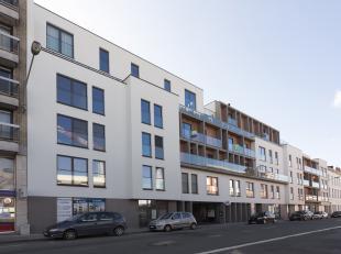 """Nieuwbouw kantoor/commerciële ruimtes die deel uitmaken van een prachtige nieuwbouwresidentie """"Raveel"""", gelegen nabij het centrum van Kortrijk. O"""