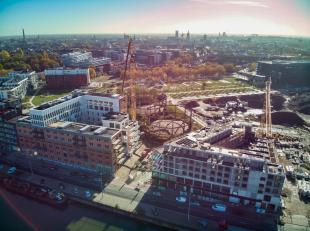 De appartementen van Krono Gent bevinden zich op de 1e tot de 5de verdieping en bieden een uitzicht op het park of op het water. Ze zijn ruim (65m&sup