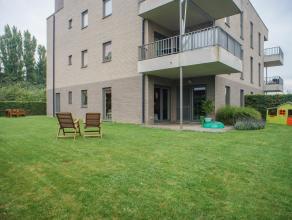 Dit uniek residentieel gelijkvloers appartement met 3 slaapkamers te koop maakt onderdeel uit van Residentie Waterlelie. Uitstekende ligging in hartje