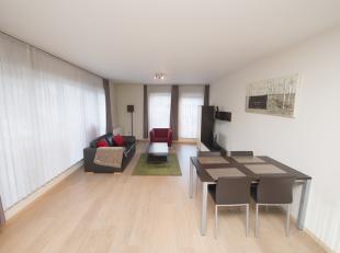 Zeer mooi 1 slaapkamerappartement te koop in de Léopold Lendersstraat.<br /> Het appartement is gelegen in een recent gebouw in hartje Brussel