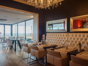 Verkoop handelsgelijkvloers en overname handelsfonds van een goed bezocht restaurant op de Zeedijk te Knokke.<br /> <br /> Indeling:<br /> Handelsgeli