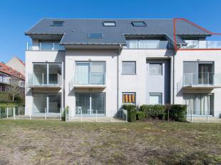 Knus 2-slaapkamer appartement op de tweede verdieping met zongericht terras gelegen in de Warande te Middelkerke. <br /> Dit appartement ligt op wande