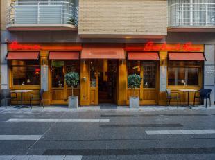 Overname handelsfonds en aankoop onroerend goed toprestaurant DA SERGIO in het centrum van Blankenberge nabij Kerkstraat.<br /> <br /> Onroerend goed