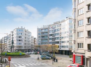 Dit appartement is gelegen op de eerste verdieping van Residentie Vrijhaven te Oostende. <br /> Men bevindt zich hier op een boogscheut van het openba