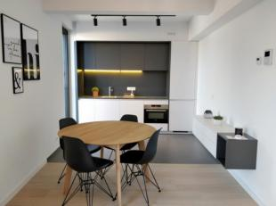 Studio à vendre avec terrasse spacieuse dans le quartier Dansaert près du canal de Bruxelles. <br /> <br /> Le studio est parfait pour c