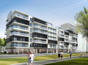 Uniek 1 slaapkamer nieuwbouwappartement gelegen op het prestigieuse Oosteroeverproject. Het gebouw bevindt zich op de hoek van de Fortstraat en de Vic