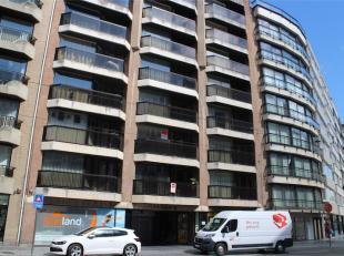 Instapklaar super gezellig appartement gelegen in het centrum van Oostende in de het prestigieuze Ocean-gebouw. Het appartement is gelegen op de 1ste