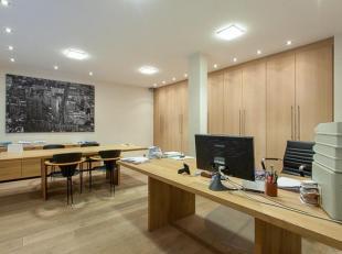 Mooi afgewerkte kantoren met ruime kelder.<br /> <br /> Indeling: <br /> - Kantoor (160m²)<br /> - ruime kelderberging (50m²)<br /> <br /> A