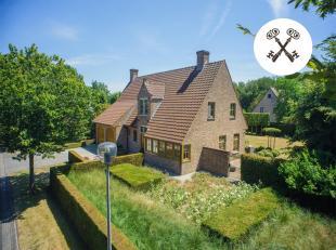 Verzorgde villa gelegen in een residentiële wijk, doodlopende straat te Sint-Andries.<br /> U bent op zoek naar uitzonderlijk vastgoed of immo me