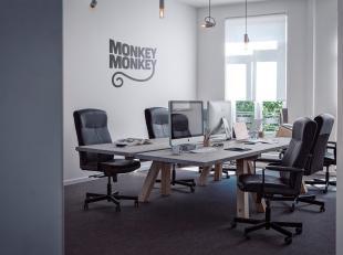 <br /> Dit kantoor is uitstekend gelegen vlakbij het station Gent-Sint-Pieters. Het kantoor genieten van een schitterende bereikbaarheid met het op