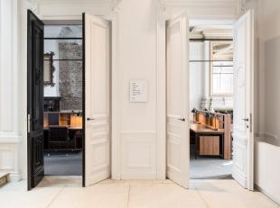 ALL-IN<br /> <br /> Dit luxueus, modern en exclusief kantoorgebouw is gelegen in het hartje van stad Gent. De Coupure biedt een aangename werkomgeving