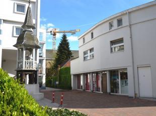 Ruime studio met slaaphoek en 2 terrassen in centrum Brugge<br /> <br /> Indeling:<br /> 1°V.: Inkom (5m²) - woonkamer (42m²) met ingeri