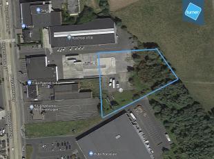 Perceel grond van 4.843m² te koop gelegen langs de Brugsesteenweg te Roeselare. <br /> <br /> Gelegen in RUP Brugsesteenweg, deels in zone voor k