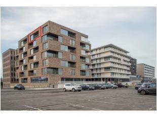 Prachtig, nieuw appartement te huur op een uitstekende locatie te Brugge nabij het station met twee slaapkamers. <br /> <br /> Indeling:<br /> 8°V