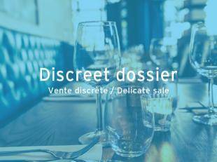 Overname van een zeer goed gelegen restaurant in het volle centrum van Brugge nabij de markt. <br /> <br /> - Vrij van brouwer en/of drankenleverancie