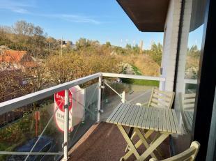 Instapklare studio met terras gelegen in de Res. Green Garden, Westendelaan 100 te Middelkerke.<br /> Indeling: leefruimte met aansluitend terras, kit