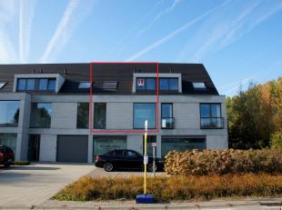 Ben je op zoek naar een appartement met een prachtig uitzicht en tegelijkertijd een vlotte verbinding naar Oudenaarde en andere steden? Dan is deze du
