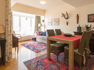 Deze charmante en goed onderhouden studio met slaaphoek is gelegen in de Koningsstraat te Oostende, nabij het Casino Kursaal. Dankzij de centrale ligg