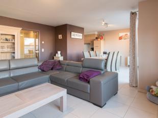 Dit recent duplexappartement is gelegen op de derde en vierde verdieping van Residentie Thalassa in de rustige Antwerpenstraat te Bredene. Hier bevind