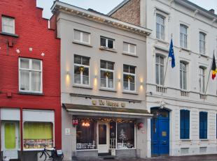 Overname handelsfonds gekend en zeer goed beklant café in de uitgangsbuurt centrum Brugge rechtover De Coulissen.<br /> <br /> Eenmanszaak met