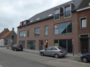 """Magnifiek nieuwbouwappartement te huur met 2 slaapkamers, terras en garagebox. """"Residentie De Heerlyckheid"""" is gelegen op de hoek van de Vissersstraat"""