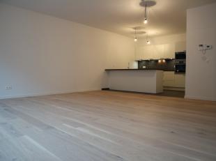 2 slaapkamer appartement gelegen in residentie GLORIA op de site van Tour & Taxis, aan het hippe kanaal, zeer goede bereikbaarheid met het openbaa