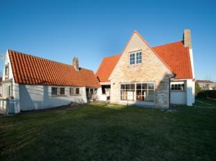 Maison à louer                     à 8450 Bredene