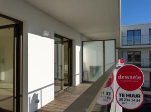 Op een korte afstand van het historisch stadscentrum en de groene Leievallei treft men dit appartement. Dit appartement situeert zich in het nieuwbouw