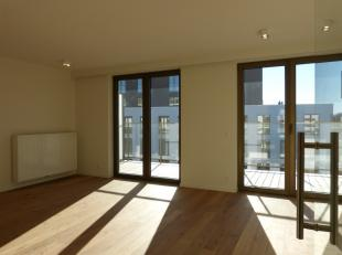Dit appartement situeert zich in het nieuwbouwproject 'Dunant Gardens'  te Gent. Dunant Gardens bevindt zich op een bevoorrechte locatie in Gent, op k