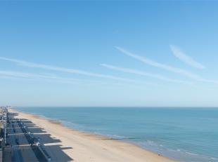 Aangename gezellige en gemeubelde studio met fenomenaal zeezicht gelegen op de zeedijk van Mariakerke. De studio is opgedeeld als volgt: inkomhall, to