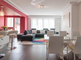 Appartement spacieux (95m²) avec deux chambres à vendre au quatrième étage dans la résidence Le Neuilly à Oste