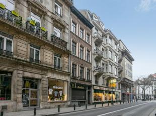 De omgeving<br /> <br /> Midden in het centrum van Brussel, vlakbij de Dansaertwijk , de Grote Markt en het Sint-Katelijneplein, ligt dit appartement.