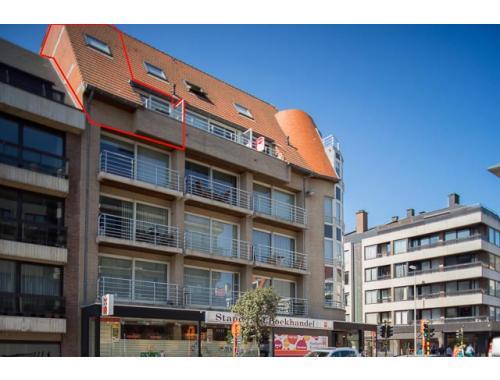 Duplex te huur in Middelkerke, € 550